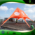 Custom Star Sunshine Leisure Tent Camping Tent Inflatable Outdoor Party Trade Show Pop Up Marquee Tent