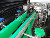 High speed automatic shrink sleeve labeling machine for bottle and can and barrel