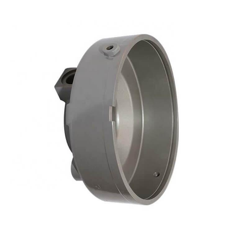 Densen Customized Custom high precis die casting with cnc machined auto bicycle alloy carport aluminum parts