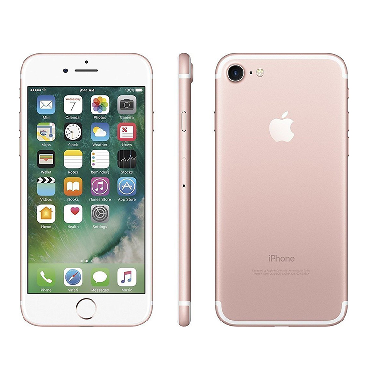 Cheapest Price Ready To Ship Rose gold A Grade 32Gb Carrier Tested Mobilephone For <strong>Apple</strong> 7