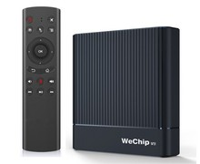 Wechip V9 <strong>android</strong> 9.0 Smart TV Box S905X3 Quad Core LPDDR4 4G 64G Media Player DualWIFI BT4.0 Set top box