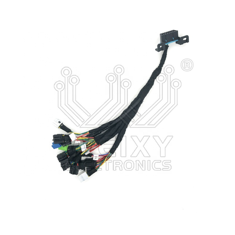 5 in 1 test platform cable <strong>for</strong> Mercedes-<strong>Benz</strong> W204 W207 W212 <strong>W164</strong> W166 W221 EZS ESL