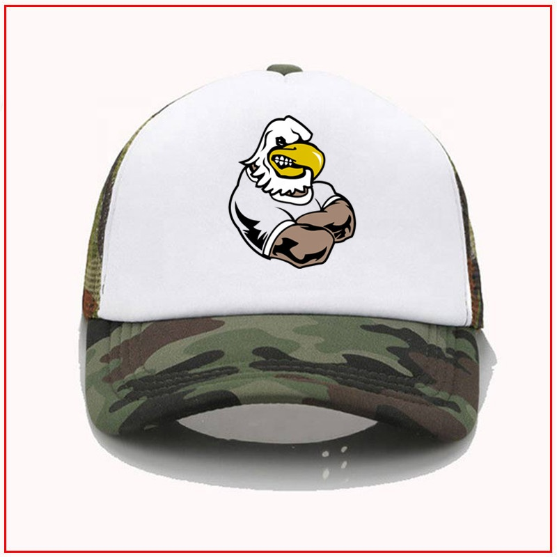 Custom Eagle team Graphic <strong>y</strong> baseball hat zappos baseball DIY Design Baseball Sport-<strong>Cap</strong> Hats