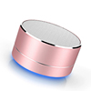 Beautiful colour top seller home super bass Dancing colorful Led Light Mini Portable Internal Wireless Speakers
