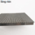 Stainless steel V wire weld slot bar welded wire wedge screen panel for filter