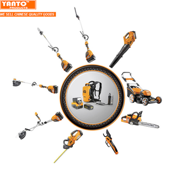 58V High Quality battery Multi Function Brush Cutter Garden Tool Battery and Charger Included