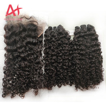 "New Arrival Soft Kinky Curly Human Hair Extensions Raw Cambodian Hair Unprocessed, Cuticle Aligned Raw Virgin Hair 10""-30"""