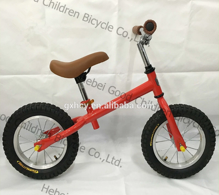 2019 hot selling lightweight children balance bike kids exercise bikes