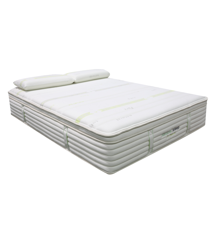 D46 Diglant Bedroom Sets pillow inflatable natural latex hotel memory pocket spring queen foam mattress for bedroom furniture - Jozy Mattress   Jozy.net