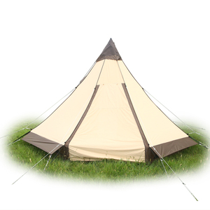 Large cheap outdoor camping luxury waterproof tipi teepee tent for sale