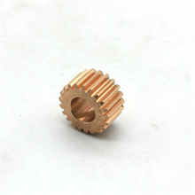 Prototype <strong>CNC</strong> Machinery Accessories Small Brass Gears