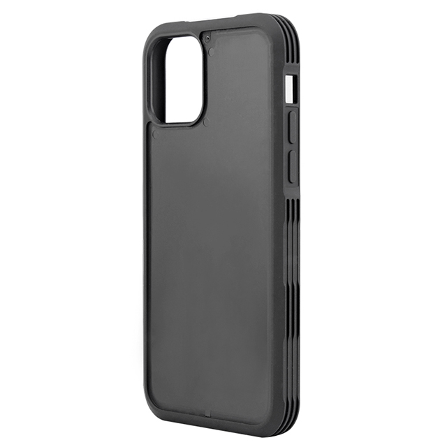 For iPhone11 5.8 inch with tire pattern rubber groove TPU PC material shell