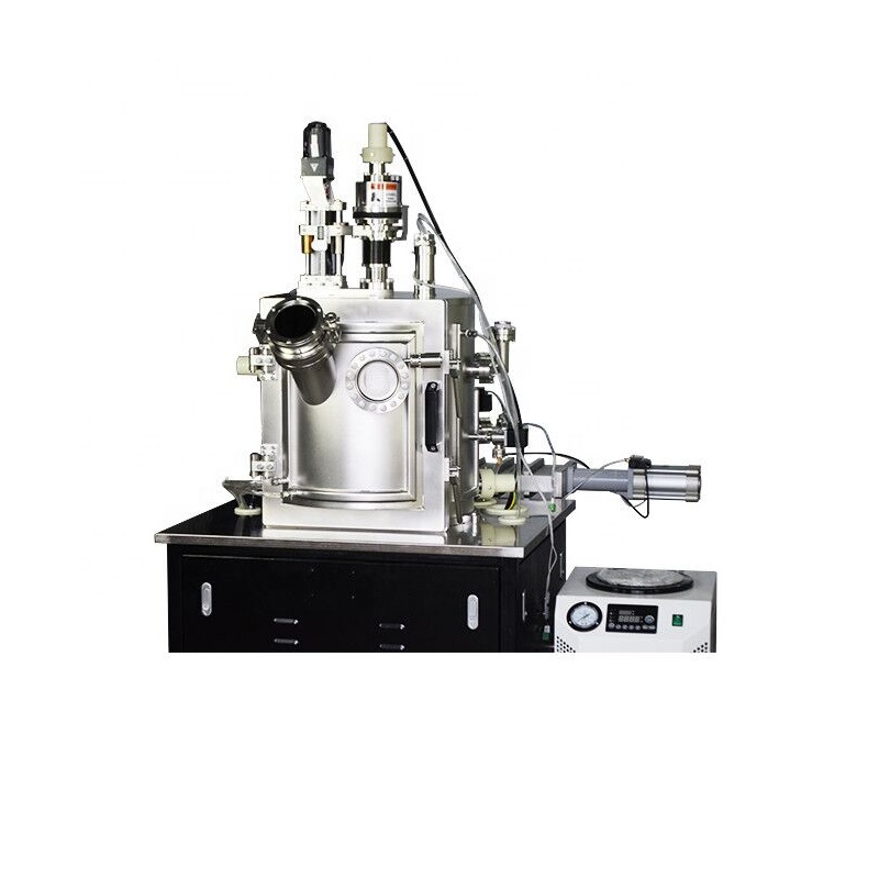 High-speed deposition optical coating electron beam evaporation thin film deposition system