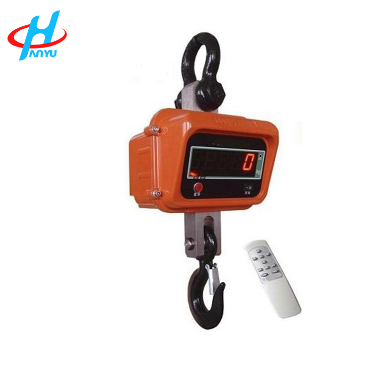 OCS-XZ Electric weighing crane scale 5t