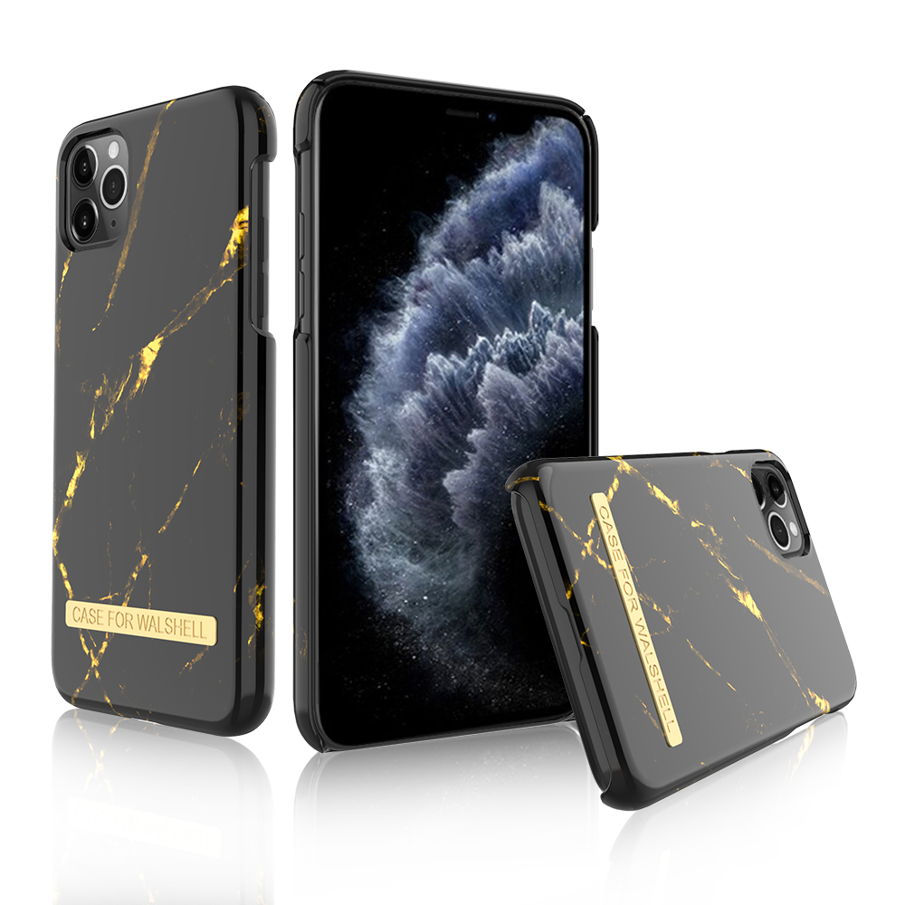 New Arrival Luxury Customized Luminous Watertransfer Design PC Phone Case Cover For iPhone 11 pro <strong>max</strong>