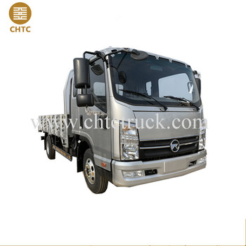 Factory supply 4x2 4 ton loading capacity 102 horse power light mini truck with Japanese style cab