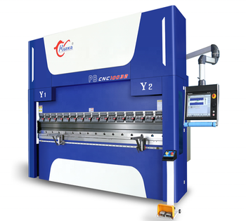 63ton Metal Steel Sheet Plate Bending Machine WD67Y/K CNC Hydraulic Press Brake for Metal Working
