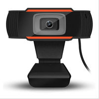 New Video Call Meeting Light Module Logicool 720P Computer Cover Hd Webcam Usb 1080P Web Camera For PC