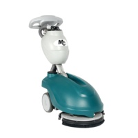 2018 hot selling small floor scrubber cleaning machine