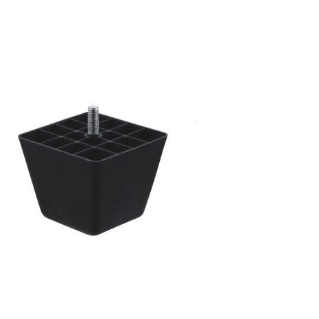 Hot Sale Black Furniture Plastic Leg From China (PL-008)