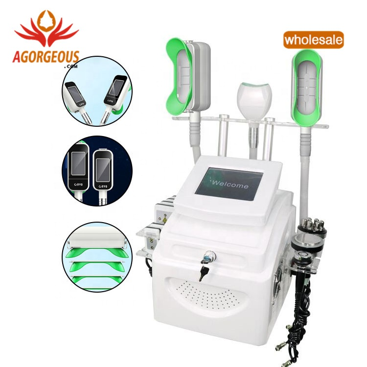 2020 NEWEST 360 Double Chin Therapy 3D Cryolipolysis Slimming Machine for Body Shape