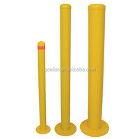 Factory Price Highway Safety Warning Flexible parking traffic bollard