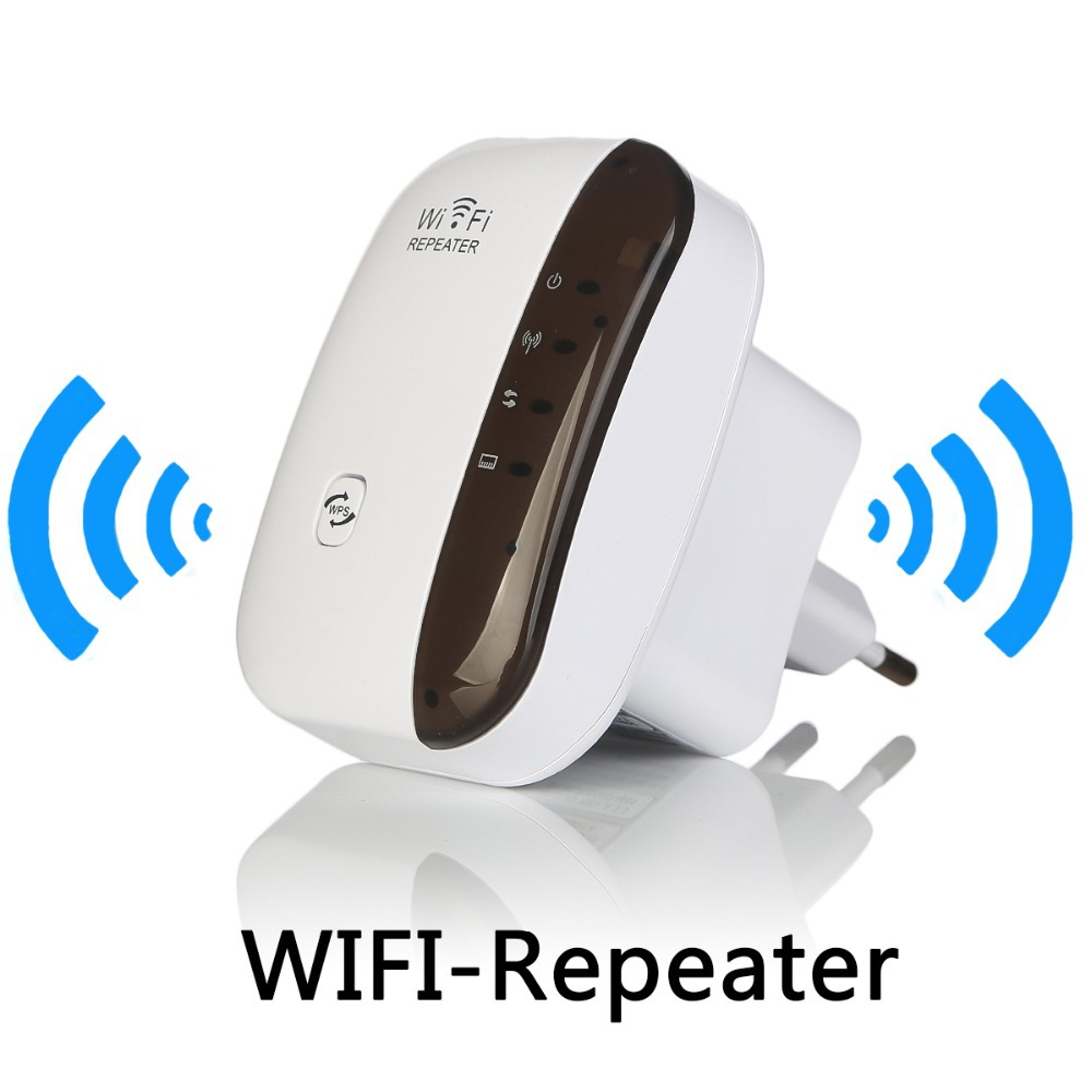 Best 2.4 Ghz Wireless Wifi Repeater 802.11N/B/G Network Router Expander 300Mbps Wireless Signal Expander