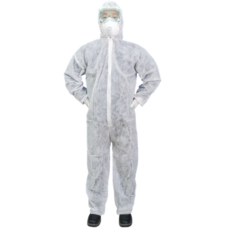Cheap but fine workmanship PP coverall