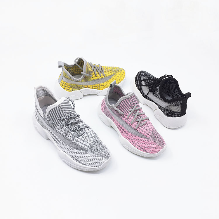 New Style Kids Sport Shoes Wear-Resistant Breathable Outdoor Children'S Casual Sport Shoes
