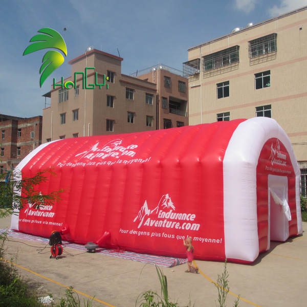 Big Super Inflatable Emergency Dome House  Fast Setup Tent