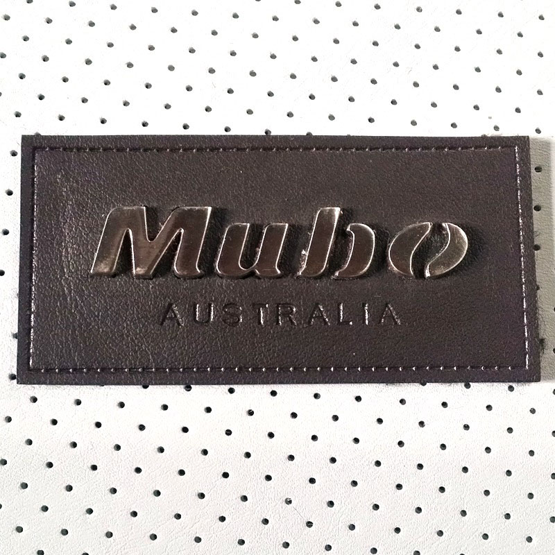 custom fashion brand leather logo label, pattern embossed synthetic suede leather patch labels, costume-trademark, leather label