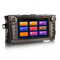 Erisin ES2917A cheap android car autoradio gps navigation for TOYOTA AURIS COROLLA ALTIS