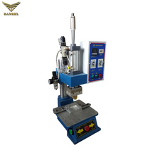 Hot Sale Bench Top Ultrasonic Welding Hot Staking Machine for Installing Threaded Brass Heat Insertion, Swaging