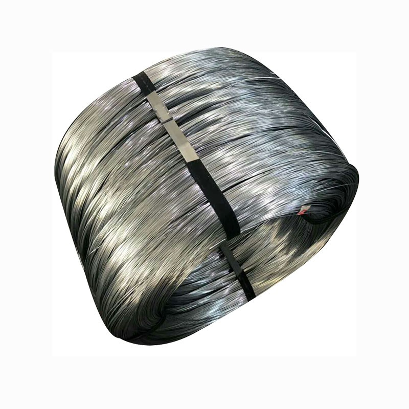 0.7-6mm <strong>Q195</strong> Q235 Low Carbon Steel Hot dipped galvanized iron wire/ Electro Galvanized binding
