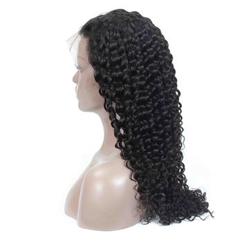 Different Types Brazilian Deep Weave Wefts Hair Online Shopping Deep Wave Brazilian Wigs With Lace Frontal
