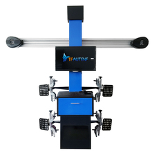 Autenf 3d wheel alignment machine