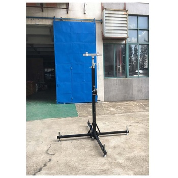 Mobile Indoor Outdoor Truss Stand Aluminum Elevator Stand Truss