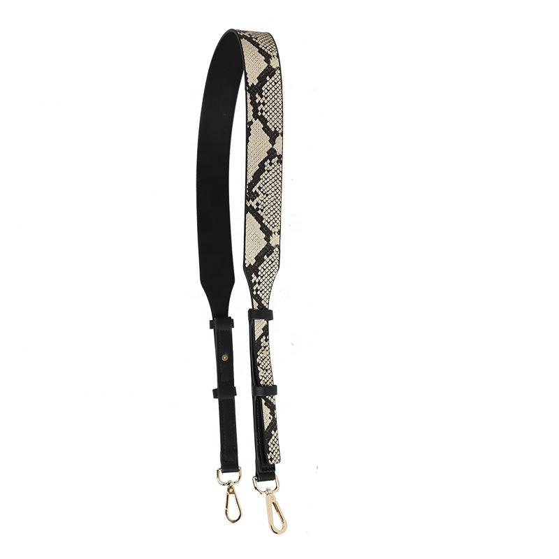 New design exotic adjustable shoulder bag strap handbag strap