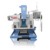 Mini CNC milling machine XK7124 small milling machine with simple protection