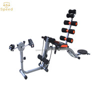 SPEED multi-function gym fitness equipment indoor abdominal exercise machine six pack care