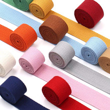 Wholesale 38mm webbing cotton polyester for key <strong>chain</strong>