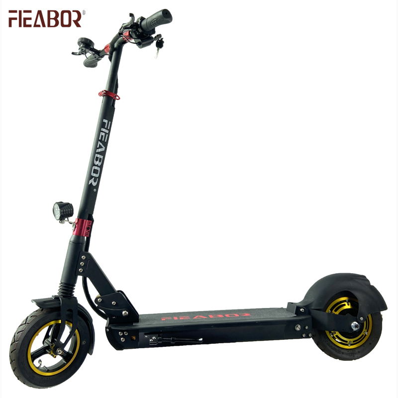 10 inch Tire Size 24kg N.<strong>W</strong>. 500W 48V Durable and Comfortable Electrical bicycle Scooter Scooty for Adult Teenagers
