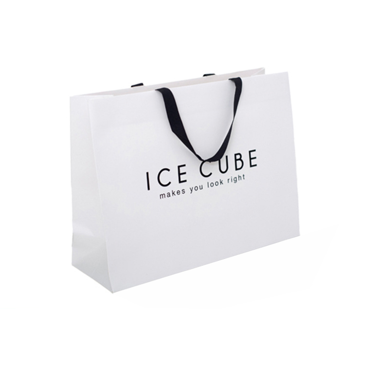 Luxury Boutique Bags with Logos