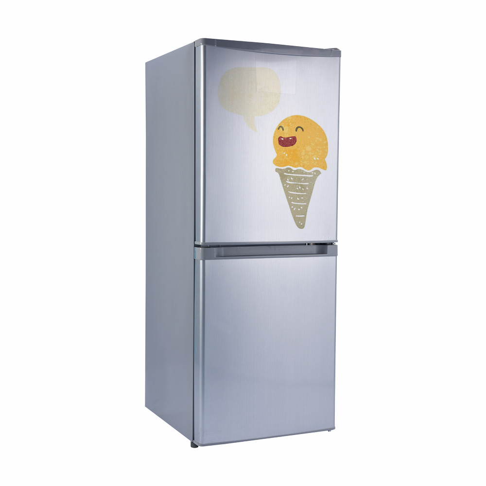 Low Energy DC Compressor Home <strong>Appliance</strong> 168 Liter Bottom Freezer Refrigerator