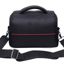 Accept custom Cheaper promotional nylon camera bag <strong>case</strong>