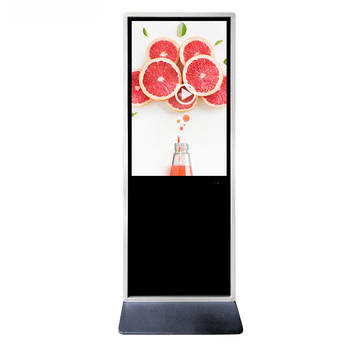 ir touch digital signage display 49 inch digital advertising screens for sale