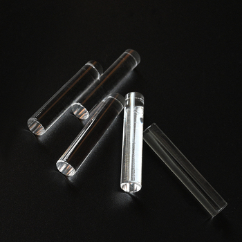 Customized High Quality Various Size Quartz Rod Made By SUCCESS Factory