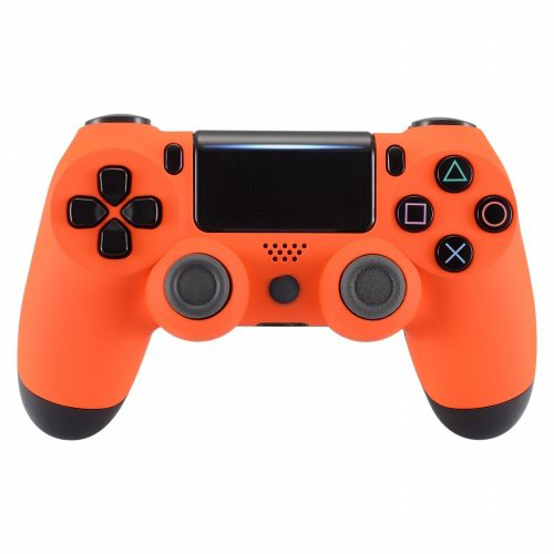 Original PS4 DS4windows bluetooth Dualshock 4 Wireless <strong>Controller</strong> For Playstation 4-Sunset Orange