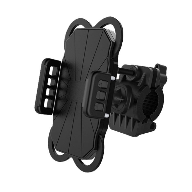 High <strong>quality</strong> four corner protection bike mount motorcycle mobile phone holder