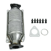 Fits For 98-02 Honda Accord Catalytic Converter Car Rear Exhaust System 2.3L